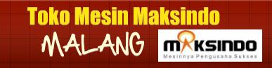 Toko Mesin Maksindo di Malang